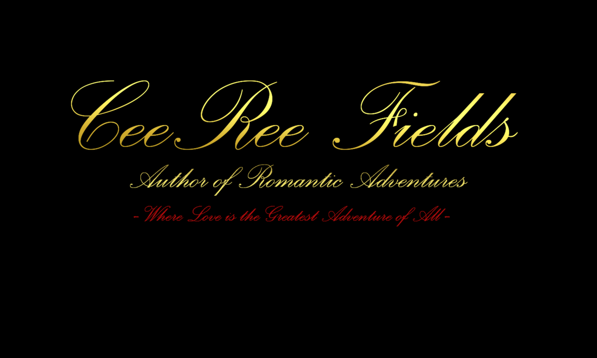 CeeRee Fields Romance Author